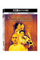 Crouching Tiger, Hidden Dragon Now on 4K Ultra HD