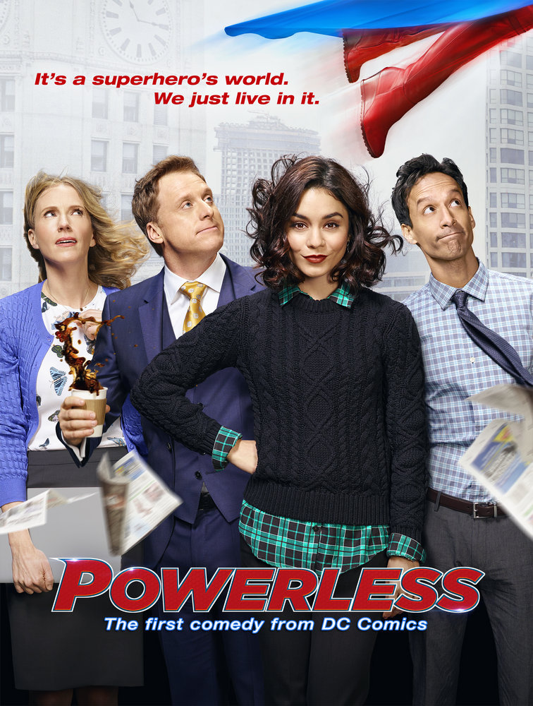 "NBC's ""Powerless"
