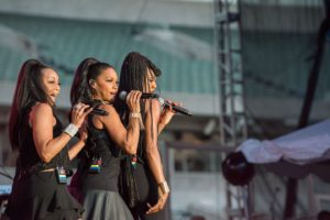 SWV & En Vogue perform opening at Cincinnati Music Festival
