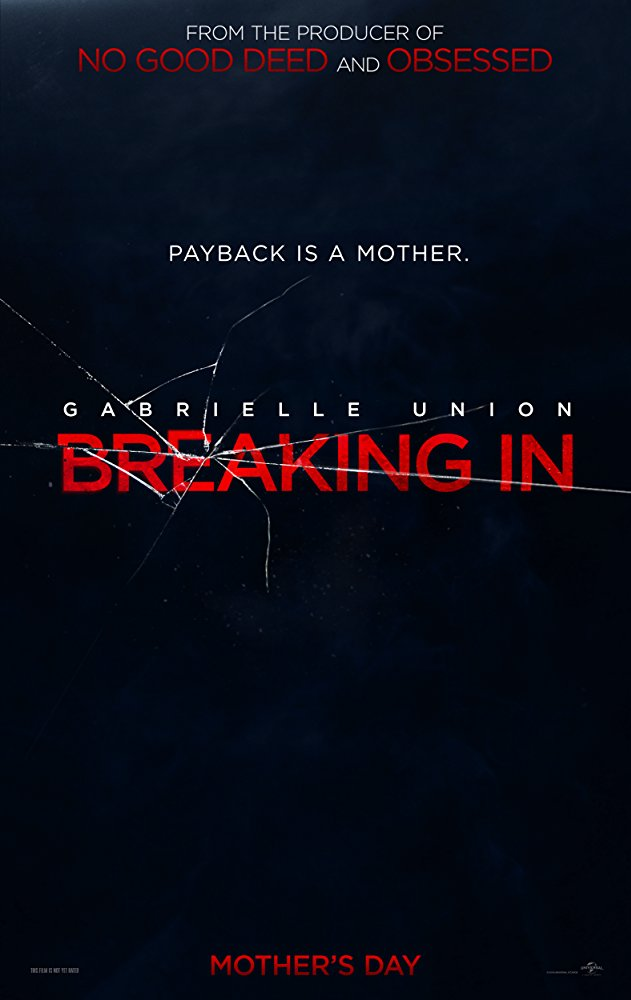 Gabrielle Union – Breaking In