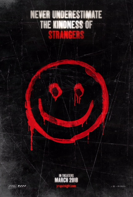 The Home Invaders Return in The Strangers: Prey at Night trailer