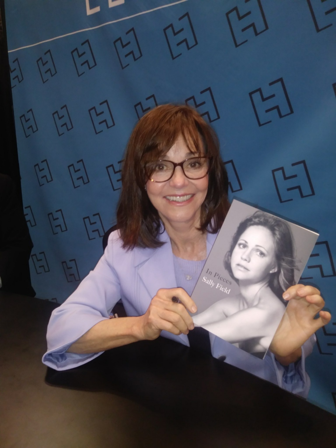 "Sally Fields New Book ""In Pieces"""